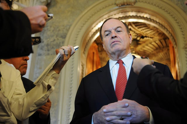 Senator Richard Shelby (R-Ala.)