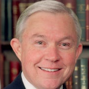 Portrait of Sen. Jeff Sessions