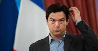 French economist Thomas Piketty (Photo: Newscom)