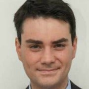 Portrait of Ben Shapiro