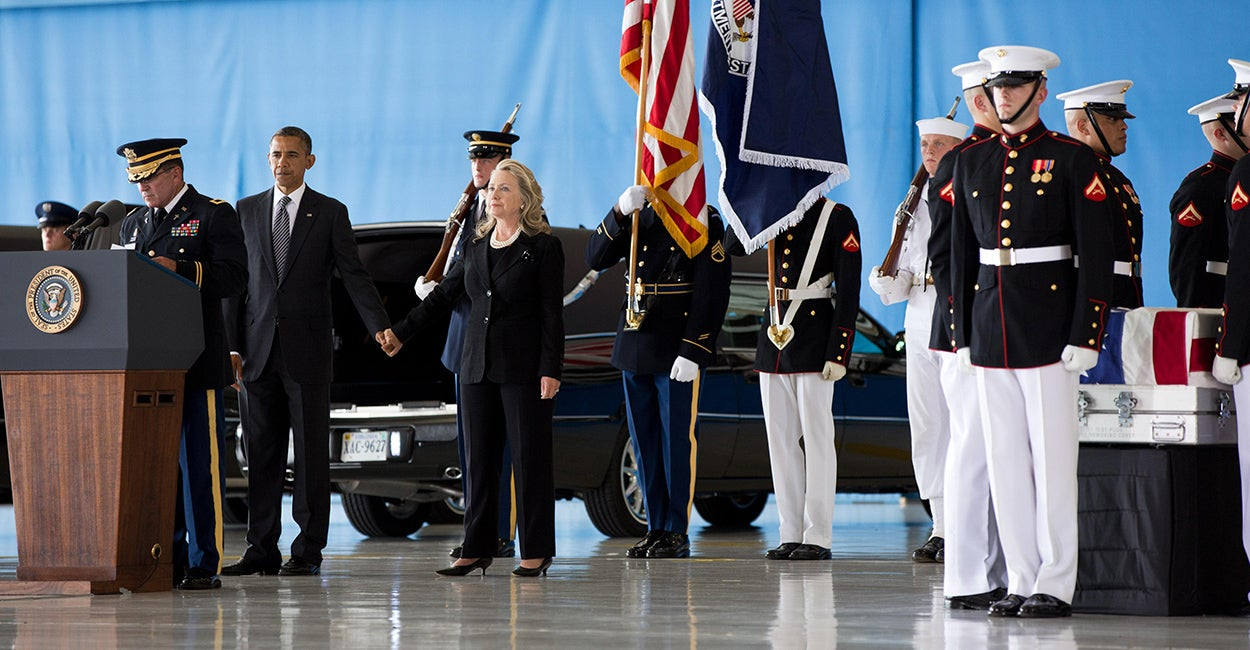 Why Are We In Libya >> Uncle of Benghazi Victim: Will We Ever Learn?