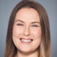 Portrait of Tori K. Smith