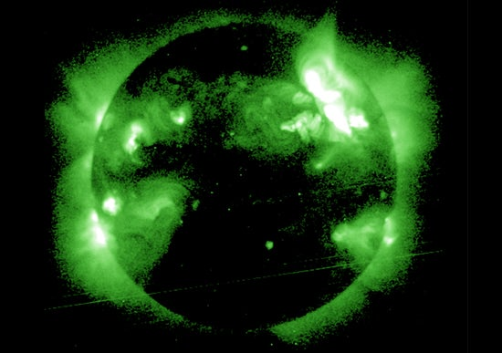 charlemagne event solar storm - photo #22