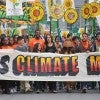 More than 310,000 people took to the streets of New York City to call for climate action. (Photo: Newscom)