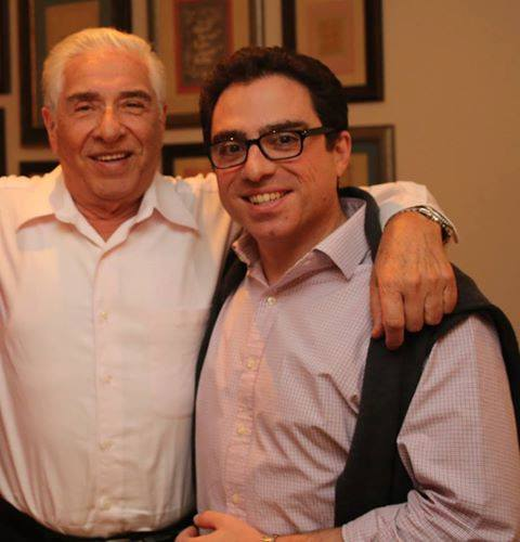 Baquer Namazi, 80, and his youngest son, Siamak, are U.S. citizens who are being held hostage in Iran. (Photo: Courtesy of the Namazi family)