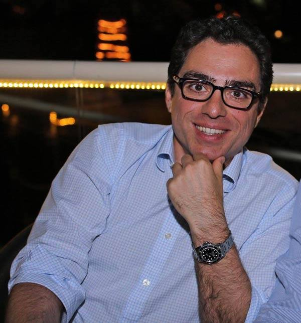 Siamak Namazi is a U.S.-educated consultant and scholar who has written about the humanitarian impact of U.S. and Western sanctions on Iran (Photo: Courtesy of the Namazi family)