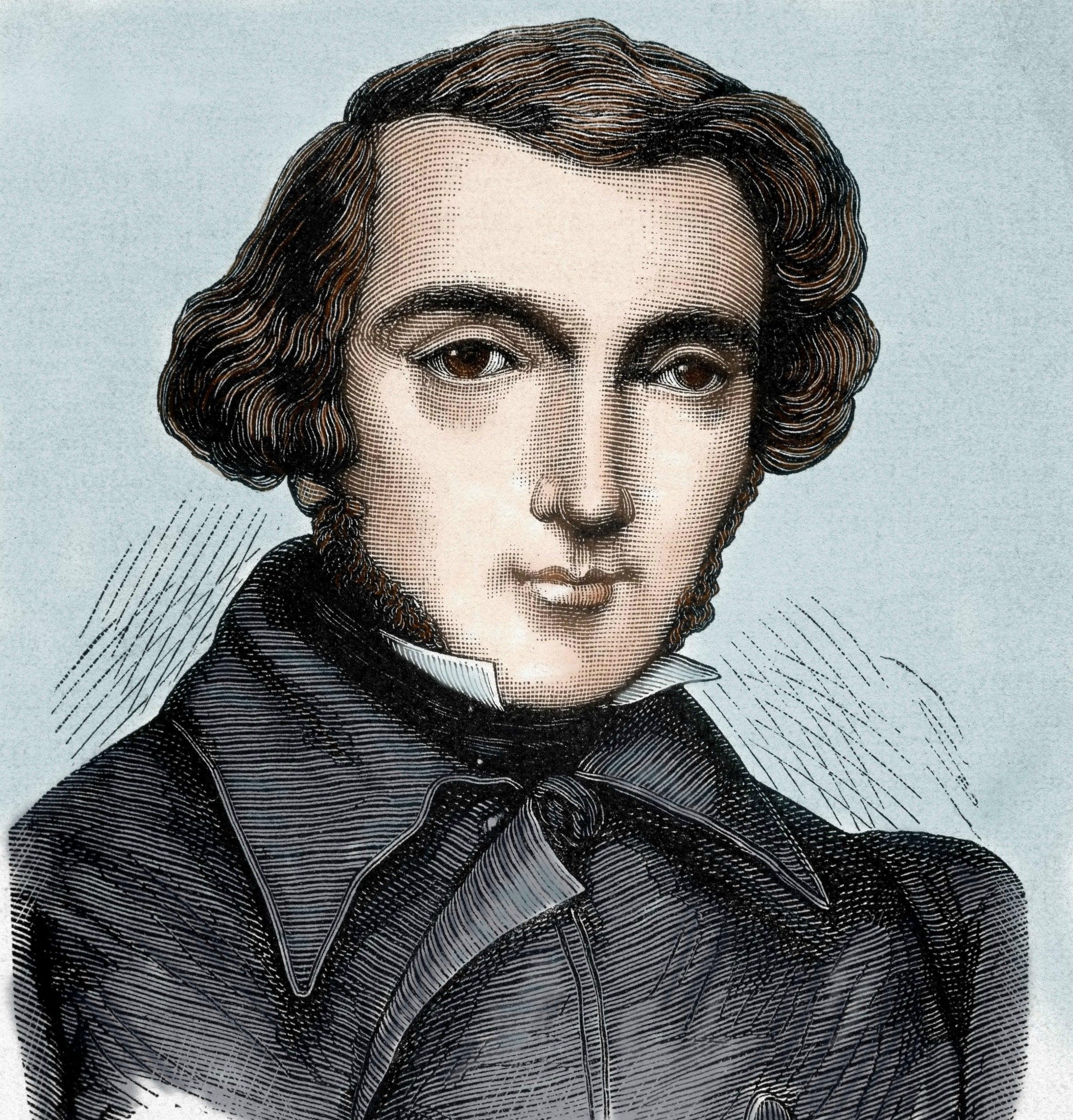 Alexis de Tocqueville. (Photo: CreditAlbum / Prisma/Newscom)