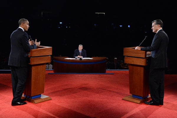 First Presidential Debate 2012: Top 10 True/False Quiz