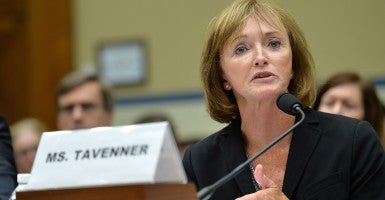Marilyn Tavenner, Administrator of the Centers for Medicare and Medicaid Services (Photo: UPI/Kevin Dietsch)