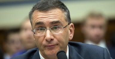 Jonathan Gruber (Photo: Newscom)