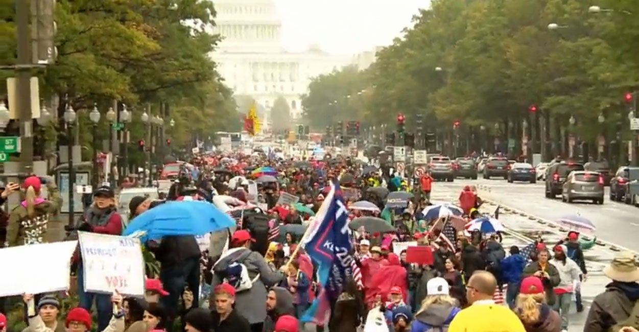 Image result for Ex-liberals demonstrate against Democrat Party in #WalkAway march on nation's capital