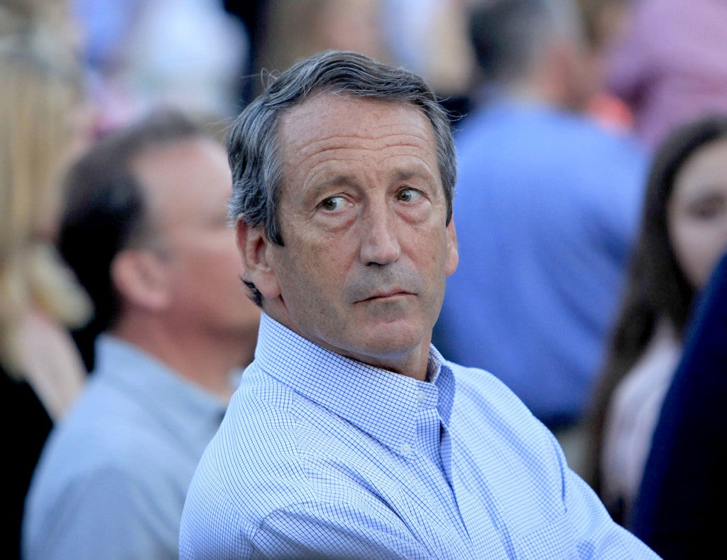 Some Republicans such as Rep. Mark Sanford of South Carolina say Puerto Rico should undertake economic reforms before getting new authority to restructure its debt. (Photo: Dennis Brack/Pool/Cnp/ZUMA Press/Newscom)