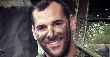 Canadian soldier Nathan Cirillo was killed in the Ottawa attack. (Photo: Newscom)