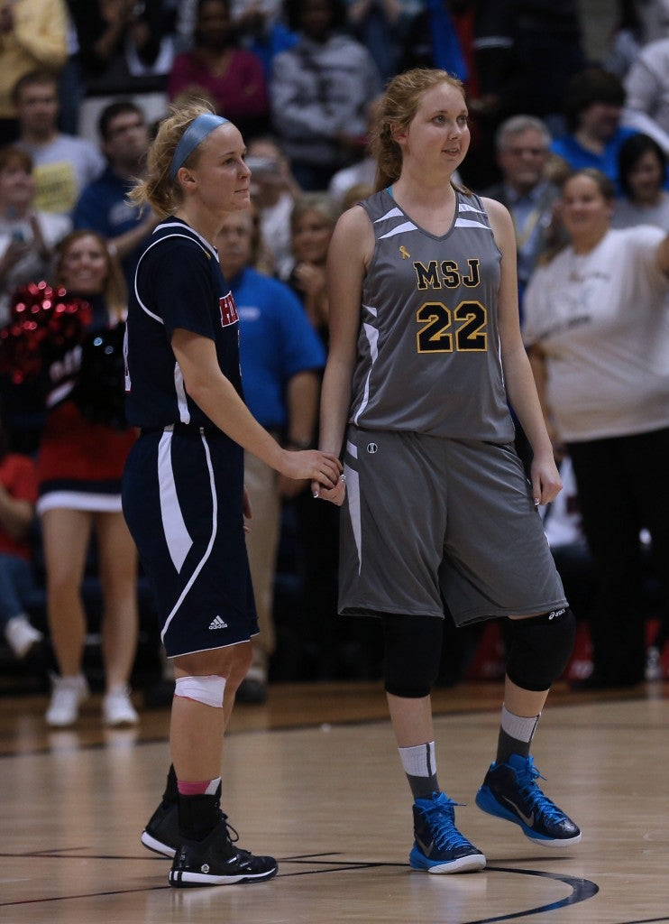 Lauren Hill (Ernest Coleman/ZUMA Press/Newscom)
