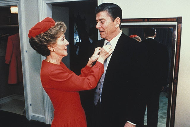 U.S. President 40th 1981-89 Ronald Wilson Reagan 1911- 2004