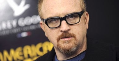 Comedian Louis C.K. (Photo: Dennis Van Tine/ZUMA Press/Newscom)
