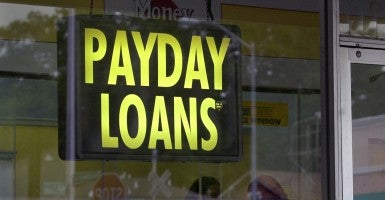 One FDIC official wrote:  'I literally cannot stand the pay day lending industry.' (Photo: Newscom)