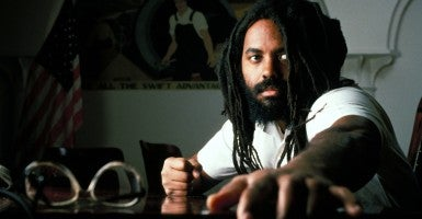 Mumia Abu-Jamal (Photo: Newscom)