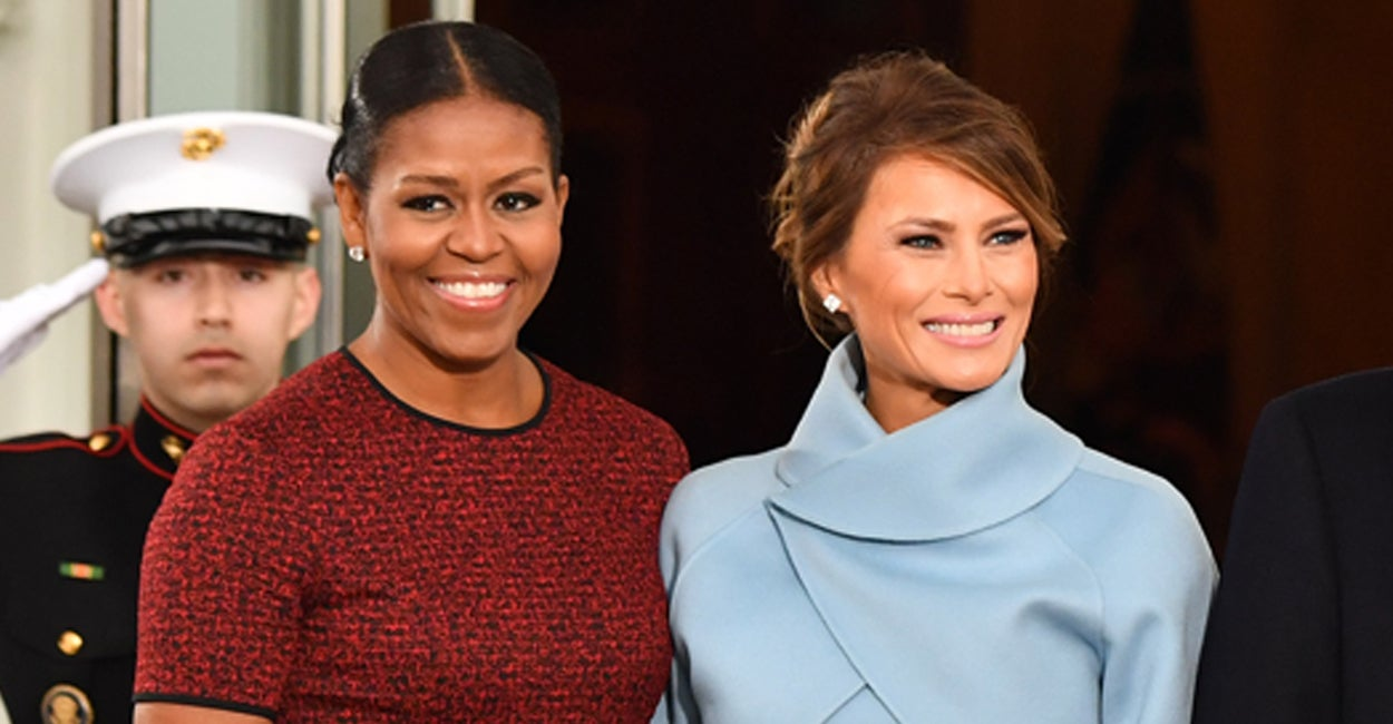 Media Misses: Coverage of Melania vs. Michelle
