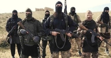 Islamic State terrorists continue to persecute religious minorities in Iraq and Syria, creating a refugee crisis. President Barack Obama says he will lead a global summit on responding. (Photo: Dabiq/ZUMA Press/Newscom)
