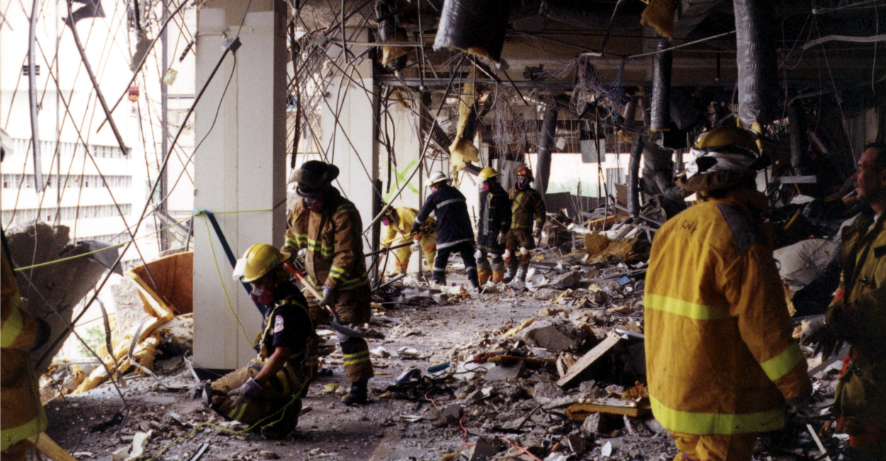 Photo Essay The Oklahoma City Bombing 20 Years Later