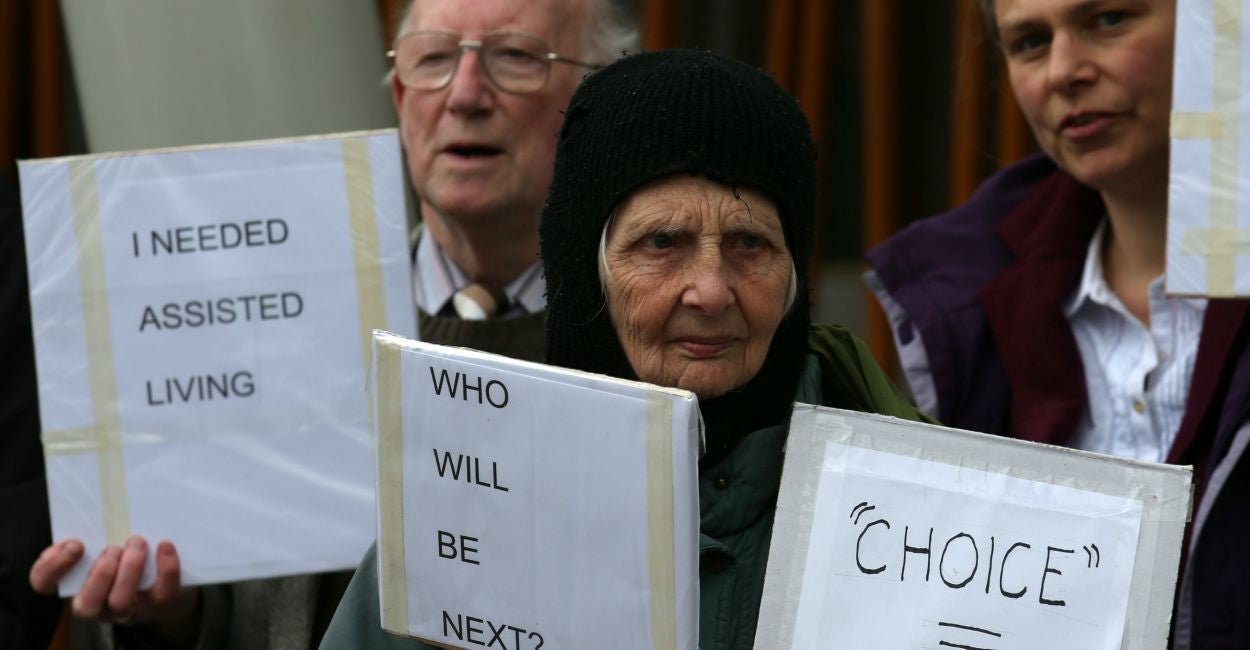 legalizing euthanasia position paper Euthanasia and certain forms of assisted dying are currently legal or  an  explicit position statement (six) of the organizations' stand, described their action  plan.