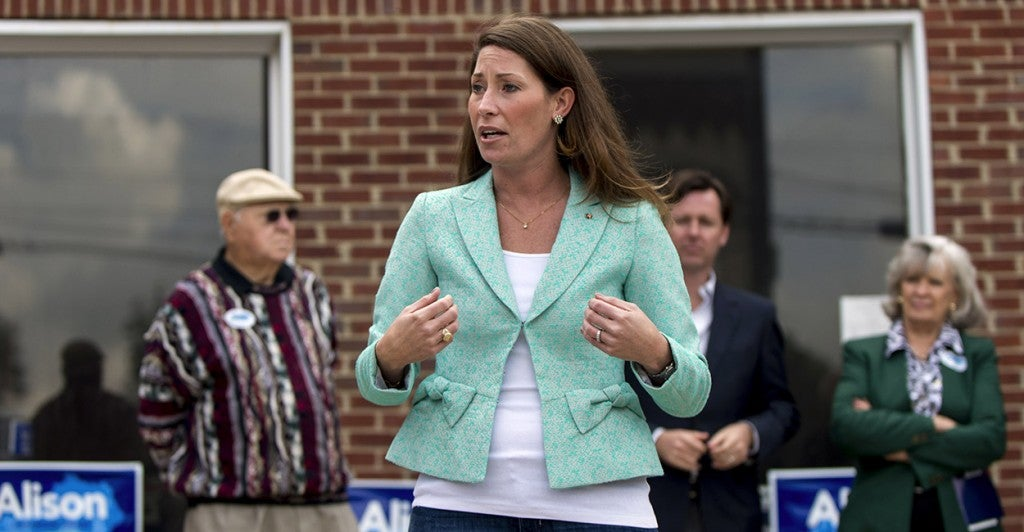 McConnell defeated Alison Grimes in the Kentucky race. (Photo: Newscom)