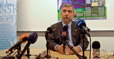 Paul Krugman (Photo: Newscom)