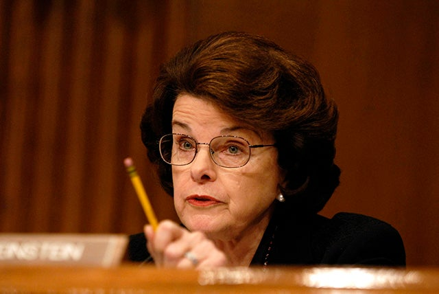 Sen. Dianne Feinstein (Photo: Mark Murrmann/ZUMA Press/Newscom)