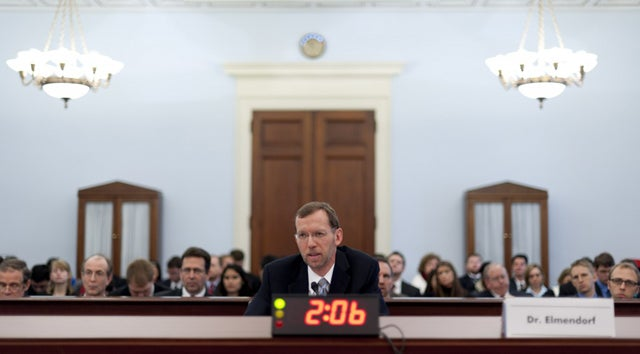 Douglas Elmendorf On CBO Economic Outlook Report